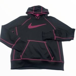 •-, Nike Swoosh Out All Time Hooded Sweatshirt